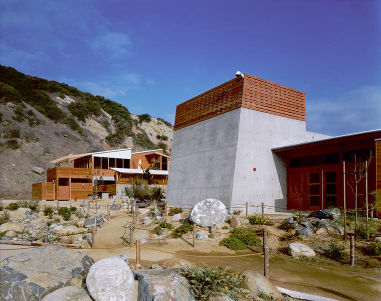 Ocean education center bauer architects - Interior design institute orange county ...